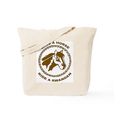 Ride A Rwandan Tote Bag