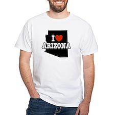I Love Arizona Shirt