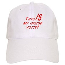 Inside Voice Cap