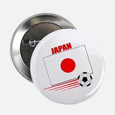 "Japan Soccer Team 2.25"" Button (10 pack)"