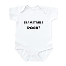 Seamstress ROCK Infant Bodysuit