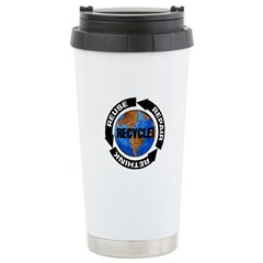 Recycle World Stainless Steel Travel Mug