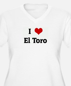 I Love El Toro T-Shirt
