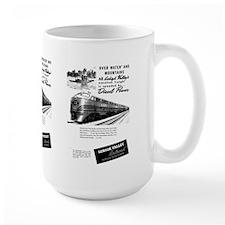 Lehigh Valley Railroad Mug