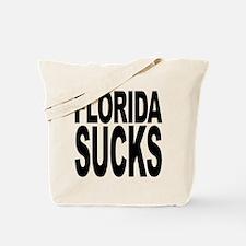 Florida Sucks Tote Bag
