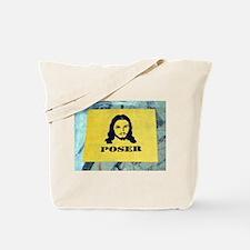 Poser Jesus Tote Bag