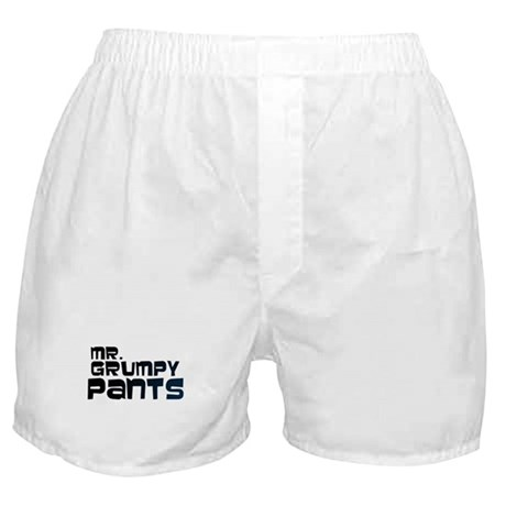 BEST SELLER! Mr. Grumpy Pants Boxer Shorts