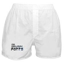 BEST SELLER! Mr. Grumpy Pants Boxer Shorts