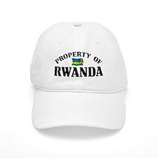 Property Of Rwanda Baseball Cap