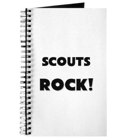 Scouts ROCK Journal
