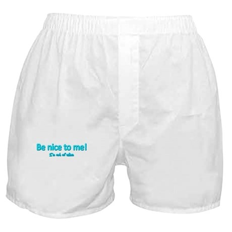 Out of Valium Boxer Shorts