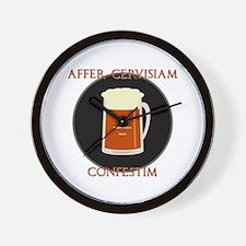 Bring Latin Beer Wall Clock