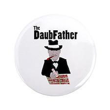 "The DaubFather 3.5"" Button"