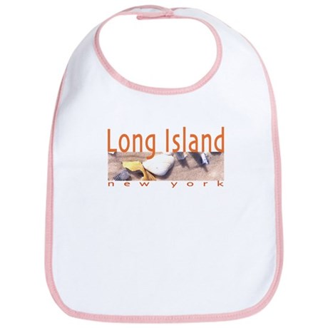 Long Island Cotton Baby Bib