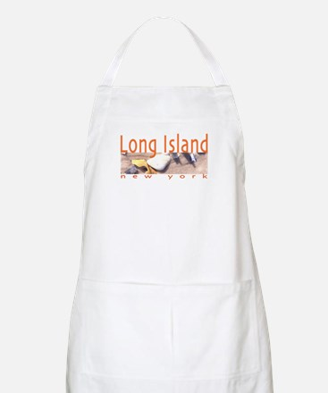Long Island Light Apron