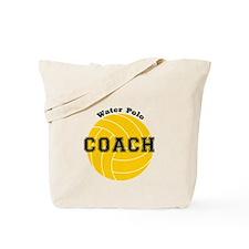 Water Polo Coach Tote Bag
