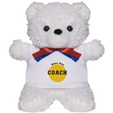Water Polo Coach Teddy Bear