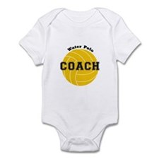 Water Polo Coach Infant Bodysuit