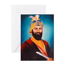 Guru Ji Greeting Card
