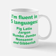 Multilingual Mug
