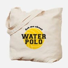 Recruit Water Polo Tote Bag