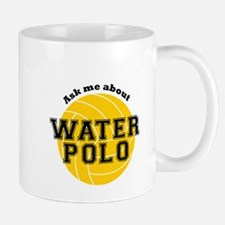 Recruit Water Polo Mug