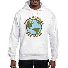 think GLOBAL Hoodie