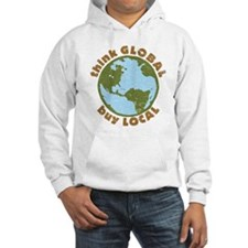 think GLOBAL Jumper Hoody