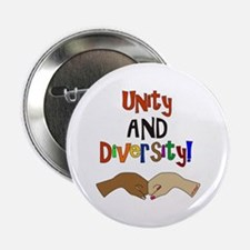 "Democratic Vote-Unity AND Diversity 2.25"" Button"