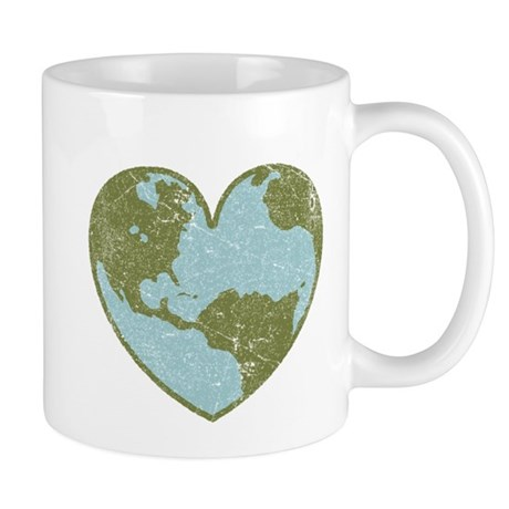 Earth Love Mug