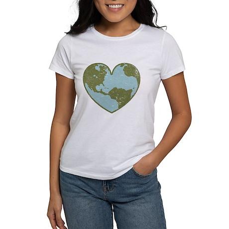 Earth Love Women's T-Shirt