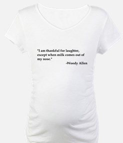 Thankful For laughter Shirt