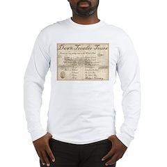Dawn Treader Tours Long Sleeve T-Shirt