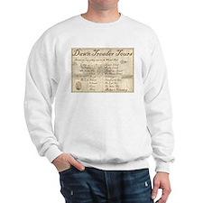 Dawn Treader Tours Sweatshirt