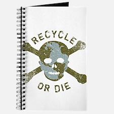Recycle or Die Journal