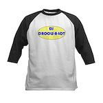 DJ DROOLS-A-LOT Kids Baseball Jersey