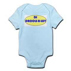 DJ DROOLS-A-LOT Infant Bodysuit