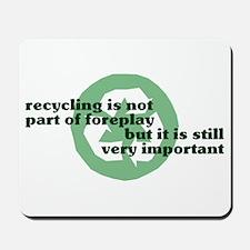 Recycling Mousepad