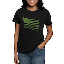 Green Flag Tee