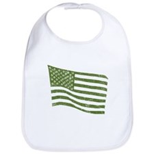 Green Flag Bib