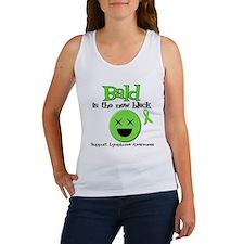 Bald Lymphoma Women's Tank Top