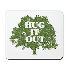 Hug It Tree Mousepad
