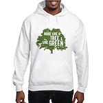 Like A Tree Hooded Sweatshirt