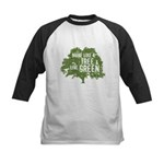 Like A Tree Kids Baseball Jersey