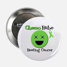 """Chemo Babe 2.25"""" Button"""
