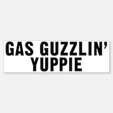 Yuppie Bumper Bumper Bumper Sticker