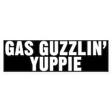 Yuppie Bumper Bumper Sticker