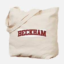 BECKHAM Design Tote Bag