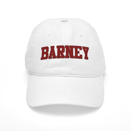 BARNEY Design Cap