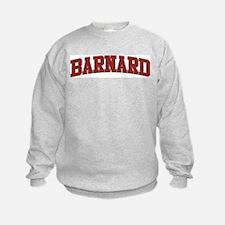 BARNARD Design Sweatshirt